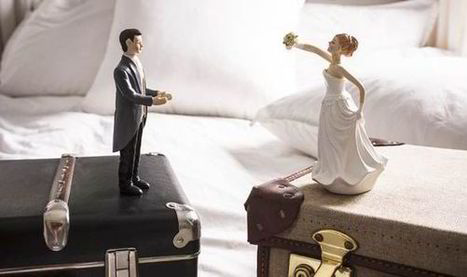 Divorce could lead to serious health problems - including early death | Express (UK) | CALS in the News | Scoop.it