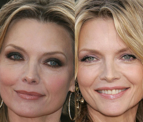 Michelle Pfeiffer's Natural Looking Face After Plastic Surgery | Celebrity Plastic Surgery | Scoop.it