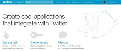 "Twitter Shows 3rd-Party Love With New Developer Site | Social Media Today | ""Social Media"" 
