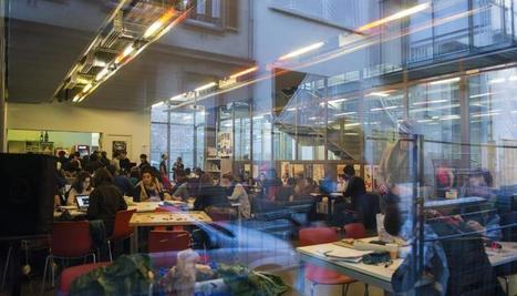 Quelles études suivre pour devenir architecte?   On en parle...   Bibliothèque de l'INSA de Strasbourg   Scoop.it