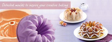 Attractive and colorful silicone mat | bakingdeco | Scoop.it