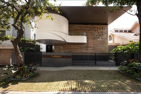 B-one / Cadence Architects | fap-arquitectura | Scoop.it