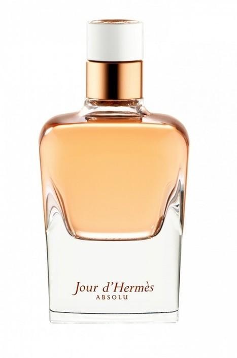 L'Eloge de la Féminité par Hermès : Renaissance du Jour d'Hermès Absolu | Publicités et parfum | Scoop.it