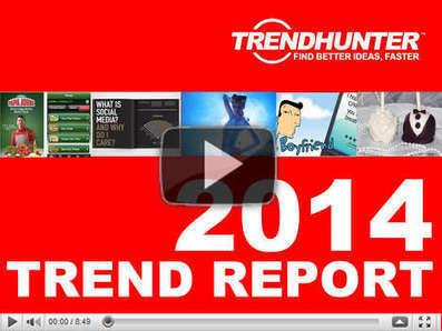 TrendHunter 2014 Trend Report Top 20 | Innovation | Scoop.it