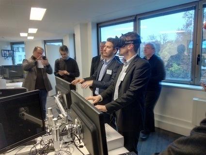 Capgemini ouvre un Lab'innovation en Île-de-France | METROPOLIS STUFF | Scoop.it