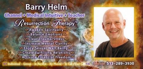 Barry Helm's Channeled Healing Meditation — ISSSEEM ... | War of Art for Personality Development | Scoop.it