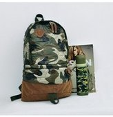 trendy camo daypack | personalized canvas messenger bags and backpack | Scoop.it