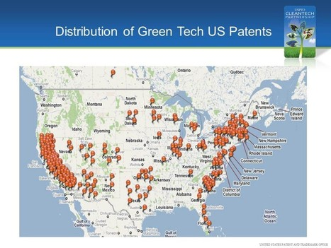 Looking for a Green Tech Job? Move to One of These States | Real Estate Plus+ Daily News | Scoop.it