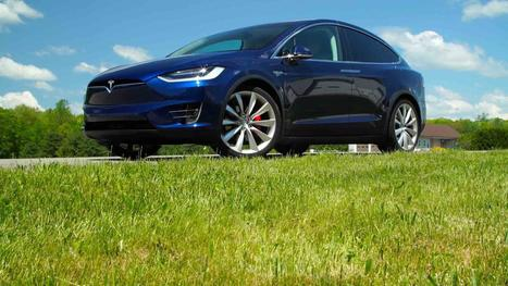 2016 Tesla Model X Review: Fast and Flawed   The Automotive View   Scoop.it