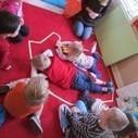 Retelling our own version of the mitten book in preschool | Teach Preschool | Scoop.it