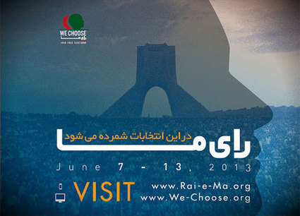 We Choose, la alternativa virtual a las elecciones en Irán   Periodismo Ciudadano   Periodismo Ciudadano   Scoop.it