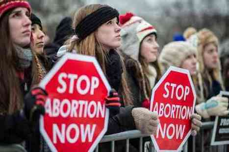 How young evangelicals are changing the anti-abortion movement - Washington Post (blog) | Evangelicals | Scoop.it