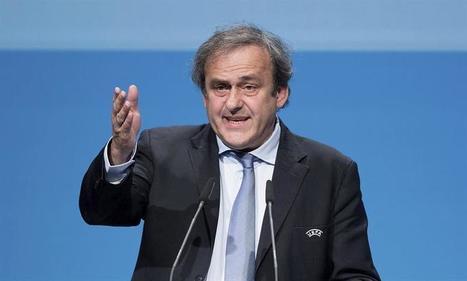 Platini respaldado por federaciones de Chile, Uruguay, México y ... - Diario Digital Nuestro País | Productos de consumo | Scoop.it