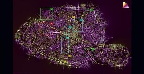 La carte de Paris nous DÉVOILE l'histoire de la ville | Dans l'actu | Doc' ESTP | Scoop.it