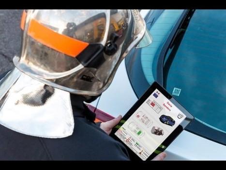Renault vend des QR Codes pour aider les secours | Renault, Dacia et Opel | Scoop.it