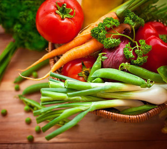 Health Benefits of Munching Fresh Veggies - Recipe | Health and Fitness | Scoop.it