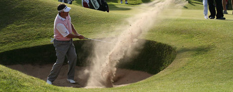 Ditching the Sand – Short Game Golf Lesson - - Good at Golf   Golfing Better Tips   Scoop.it