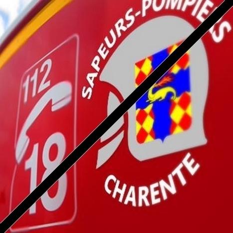 Cognac | Un sapeur-pompier se tue sur la route de la caserne - AllôLesPompiers | Les Sapeurs-Pompiers ! | Scoop.it
