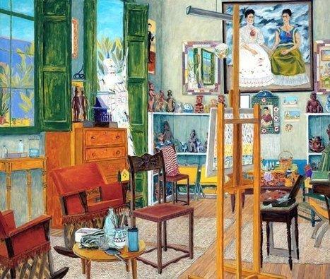 Frida Kahlo's Studios | Facebook | COYOACAN TRAVEL REPORT | Scoop.it
