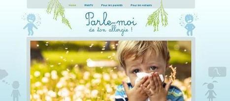 Parle moi de ton allergie sur le web | Génération en action | Scoop.it