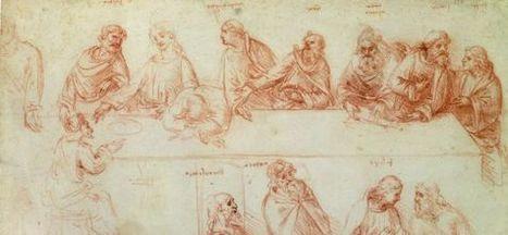 Los dibujos silenciados de Leonardo da Vinci ven de nuevo la luz en Venecia | rpinolb | Scoop.it
