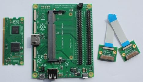 Compute Module development kits now available!   Raspberry Pi   Scoop.it