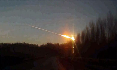 Russian meteorite strike highlights asteroid danger | Reason to Write | Scoop.it