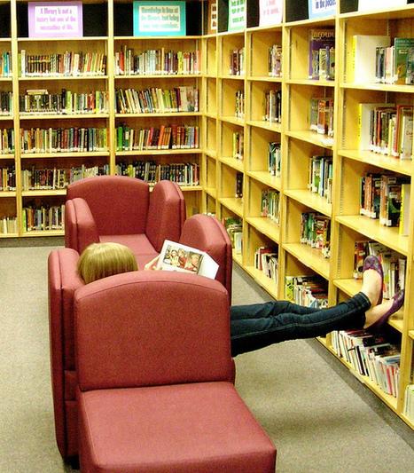 La génération Y sait toujours lire mais comprend mal les bibliothèques | Bibliothèques et jeunesse | Scoop.it