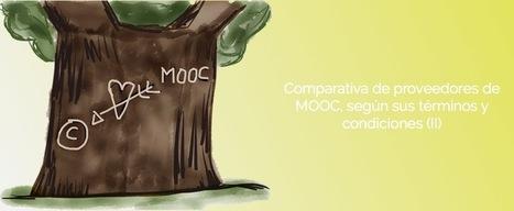 Comparativa de proveedores de MOOC, según sus términos y condiciones (II) | Web 2.0, TIC & Contenidos Educativos | Scoop.it