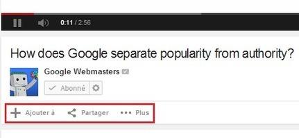 Youtube a procécé à un petit relooking de son interface - #Arobasenet | Le marché de la vidéo en ligne | Scoop.it