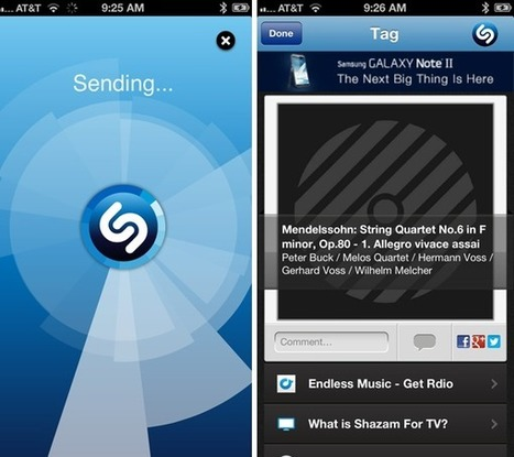 Shazam: Now Tagging Classical Music, Too! | GeekDad | Scoop.it
