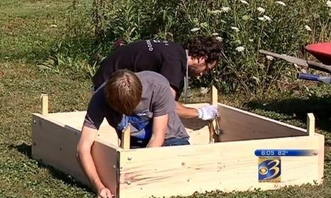 Focus Kalamazoo builds school gardens with help of Derek Jeter's foundation | School Gardening Resources | Scoop.it