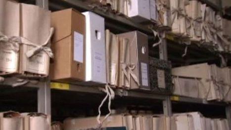 35 kilomètres d'archives de l'Etat pourront être stockés à Namur - RTBF Regions | Rhit Genealogie | Scoop.it