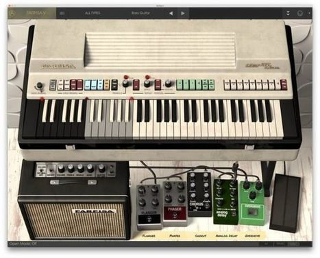 Review: Farfisa V Virtual Organ by Arturia | Music Producer News - Loops & Samples | Scoop.it