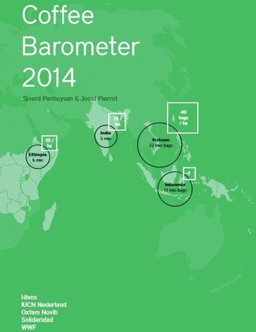 Coffee Barometer 2014: building demand for sustainable coffee   sustainability standards   Scoop.it
