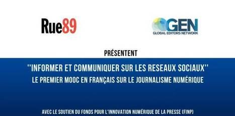 Informer et communiquer sur les réseaux sociaux | Mooc Francophone | Time to Learn | Scoop.it