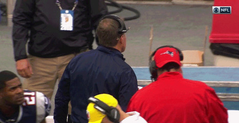 Bill Belichick Is Sick Of Those Stupid Microsoft Tablets | NFL Football and Fandomonium | Scoop.it