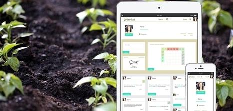 Greenius : un réseau social spécialement dédié aux jardiniers | Potagers Urbains | Scoop.it
