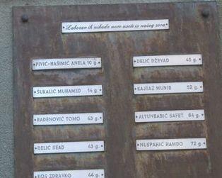 Obilježeno 19 godina od masakra u Crkvicama | Zenica News | Scoop.it