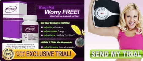 ProTrim with Acai Review – Burn Away Fat | Muscle King Pro | Scoop.it