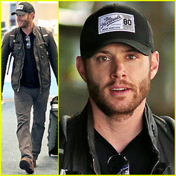 Jensen Ackles Returns To Vancouver For 'Supernatural' Season 10 | THRILLER FILM CODES & CONVENTIONS | Scoop.it