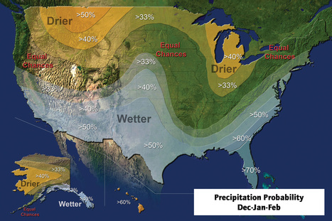What does super El Niño mean for the American West? | Natural Resource Management | Scoop.it