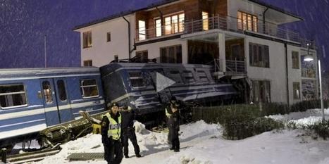 Elle vole un train et le crashe dans une maison | Mais n'importe quoi ! | Scoop.it