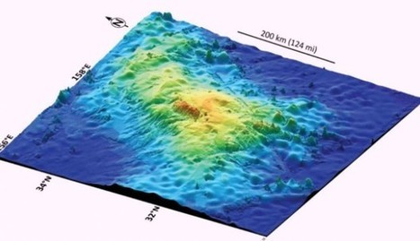 Tamu Massif even more massive:  world's largest volcano almost same size as Japan, widest in solar system | Geography Unit 4 - Tectonic hazards - pre release June 2016 | Scoop.it