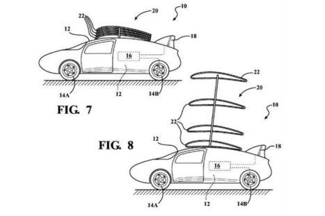 L'industrie c'est fou : Toyota dépose un brevet pour une future voiture volante - L'Usine Auto   Prospectives et innovations technologiques   Scoop.it