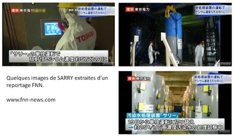 [Jap] [video] (quand SARRY passe à la télé) | FNN | Japon : séisme, tsunami & conséquences | Scoop.it