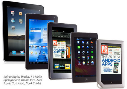 2011 in Review: Tablets and the Cloud Take Center Stage - PC Magazine | mlearn | Scoop.it