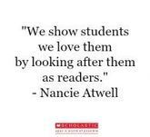Nancie Atwell: Secret Gardens | On Our Minds | Literacy Instruction | Scoop.it