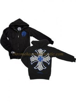 Chrome Hearts Zip Hoodie V28 Ch Plus Black Blue [Zip Hoodie V28 Ch Plus] - $178.99 : Authentic Eyewear,Clothing,Accessories By Chrome Hearts! | my trend | Scoop.it