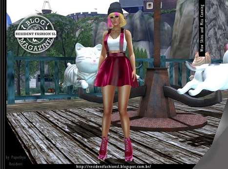 Wow Skins and Miss Canning | ResidentFashion | Scoop.it